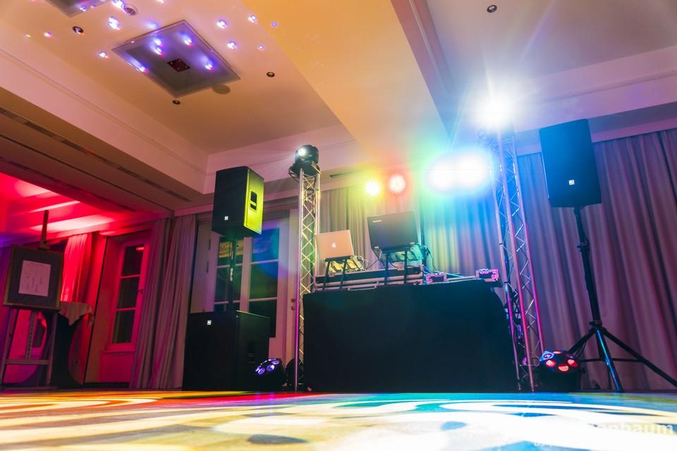 DJ Hochzeit Niedersachsen Technik